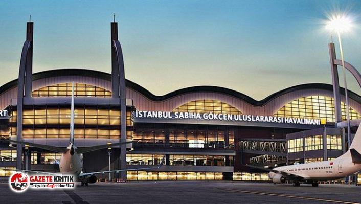 İstanbul Sabiha Gökçen Havalimanı'ndan yeni...