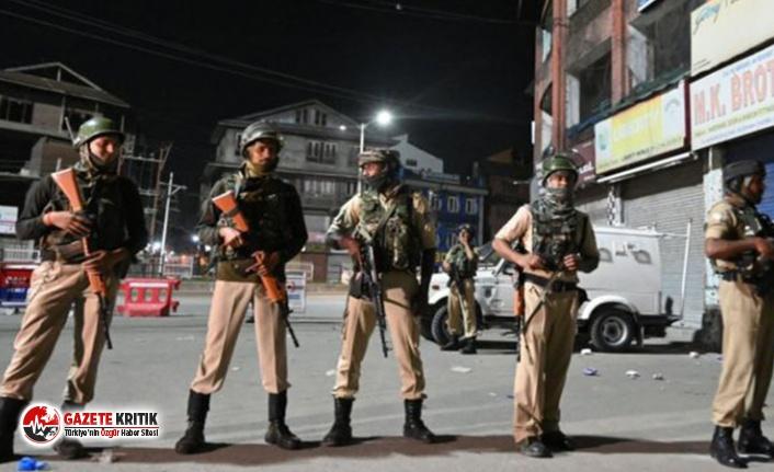 Keşmir'de gerilim tırmanıyor: Yerel siyasetçiler...