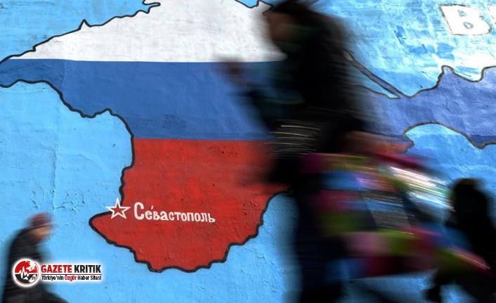 Kırım Suriye ile ekonomik işbirliği anlaşması...