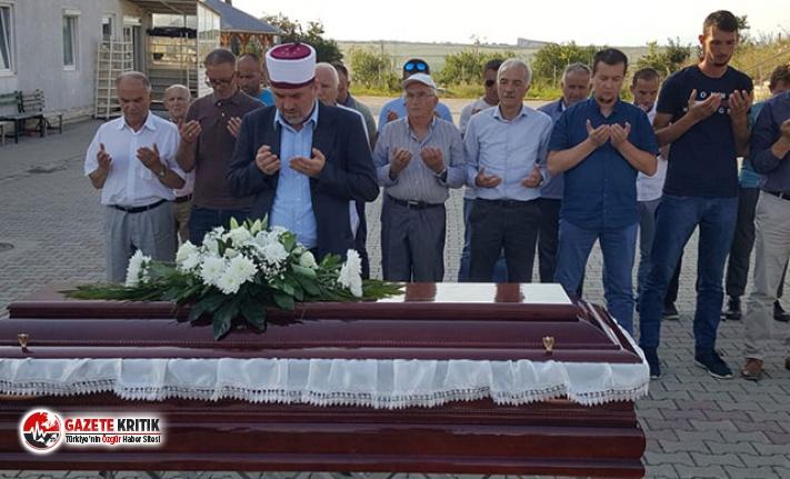 Kosovalı savaş muhabiri Burbuçe Ruşiti toprağa...