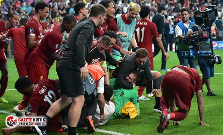 Liverpool, Adrian'ı sakatlayan taraftarı UEFA'ya şikayet etti!