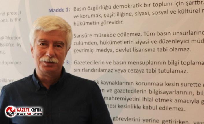 Medya Ombudsmanı Bildirici: Cumhurbaşkanı Erdoğan gibi kimi siyasilerin görüntüleri çekeni suçlaması yanlış, ya o görüntüler olmasaydı?