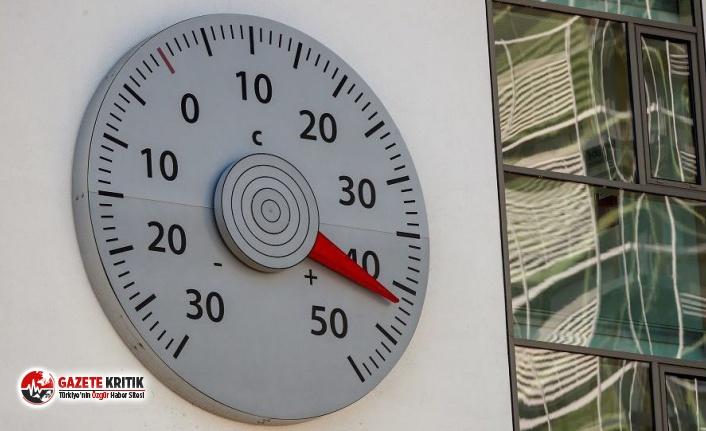 Meteorolojiden sıcak hava uyarısı: Sıcaklık perşembe...