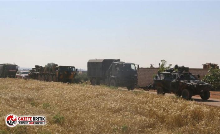 Metin Gürcan: TSK konvoyu İdlib'in güneyinde Esad güçleri tarafından durduruldu