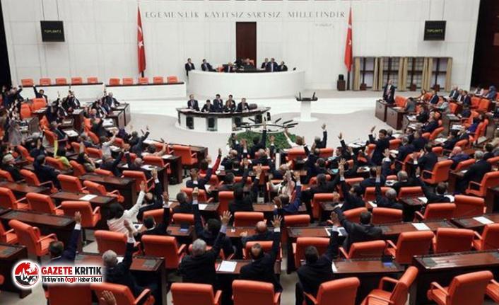 Milletvekillerinin 23 bin 530 lira olan maaşları...