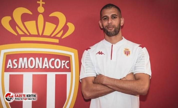 Monaco Slimani'yi kadrosuna kattı