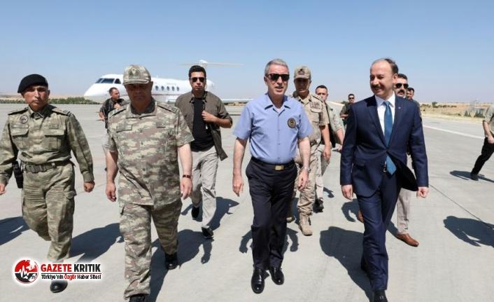 Murat Yetkin, Hulusi Akar'ın Şanlıurfa ziyaretini değerlendirdi: İkili amacı olan bir teftiş ziyaretiydi