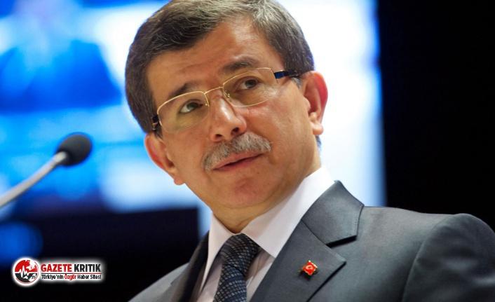 """Parti kurmaktan vazgeçti"" iddiasına Davutoğlu'nun..."