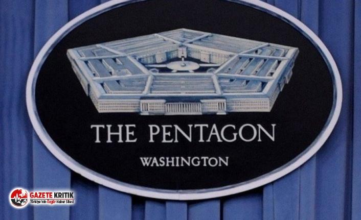 Pentagon'dan 'Fırat'ın doğusunda...