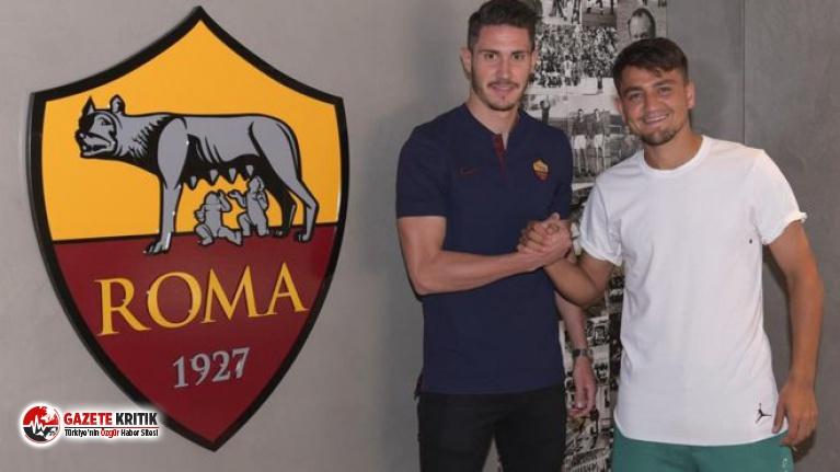 Roma Metin Çetin'i 3 milyon Euro'ya Gençlerbirliği'nden transfer etti