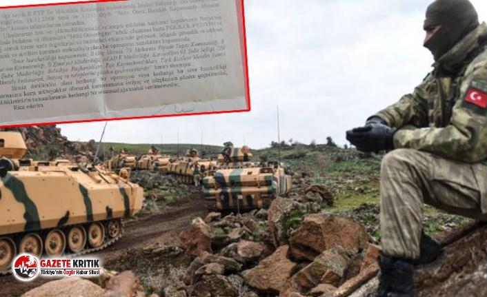 Suriye sınırındaki il ve ilçelere 'seferberlik...