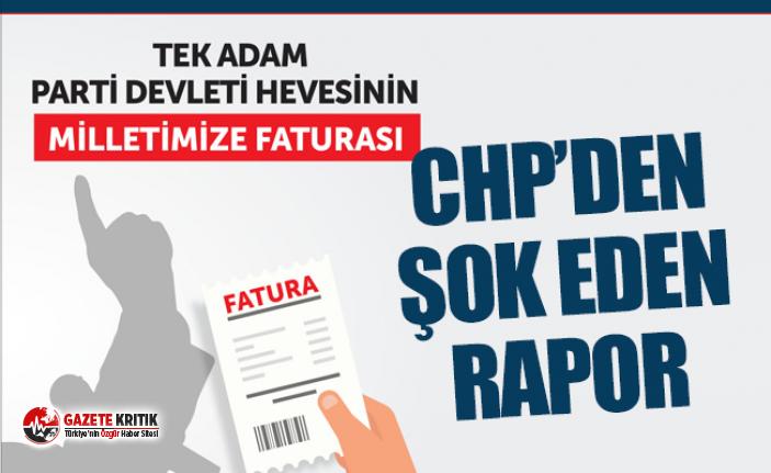TEK ADAM PARTİ DEVLETİ HEVESİNİN FATURASI AĞIR...