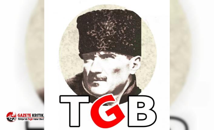 TGB İZMİR'DE BAYRAK DEĞİŞİMİ
