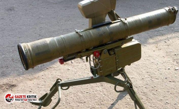 """""""Türkiye, Suriye'deki muhaliflere tanksavar silahlar ve Grad füzeleri sağladı"""""""