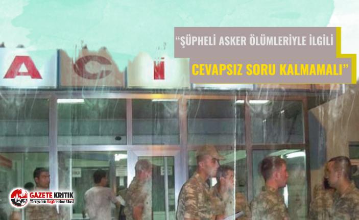 """VELİ AĞBABA: """"ASKER ZEHİRLENMELERİ ARAŞTIRILMALI"""""""
