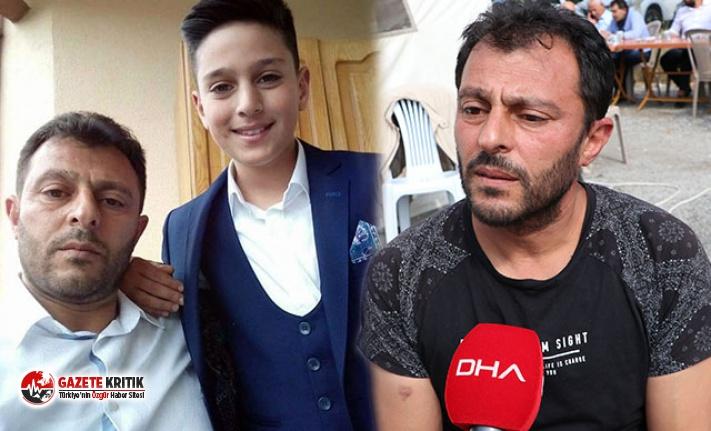 13 yaşında oğlunu kazada kaybeden baba 'drift' alanı istedi