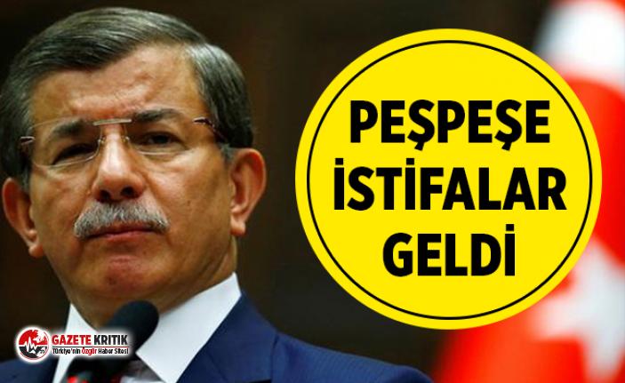 AK Parti'de ''Davutoğlu''...