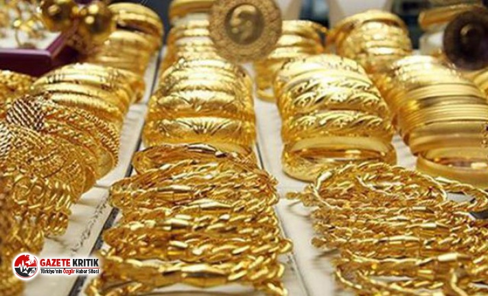 Altın fiyatları bir ayın en düşük düzeyine...
