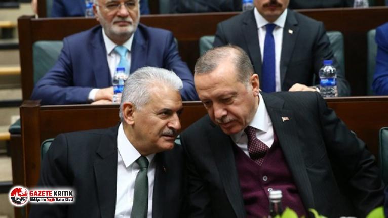 Ankara'da dikkat çeken Binali Yıldırım iddiası