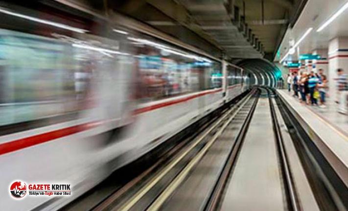 Atatürk Havalimanı'nda metro seferleri durduruldu