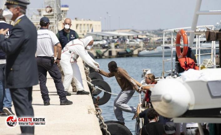 Avrupa'dan göç konusunda çözüm arayışı...