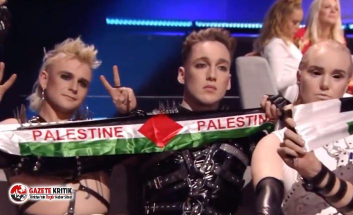 Avrupa Yayın Birliğinden İzlanda'ya 'Filistin...