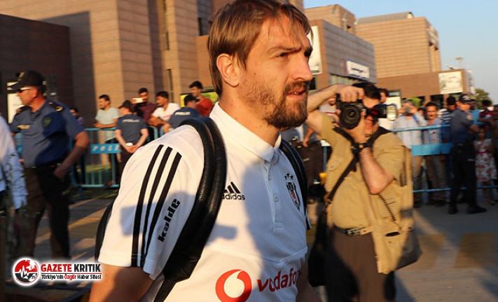 Beşiktaş kafilesi Gaziantep'te