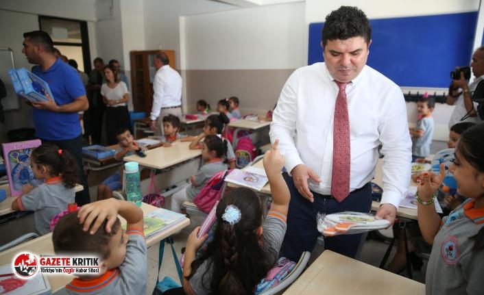 Buca'nın dezavantajlı bölgelerine eğitim desteği