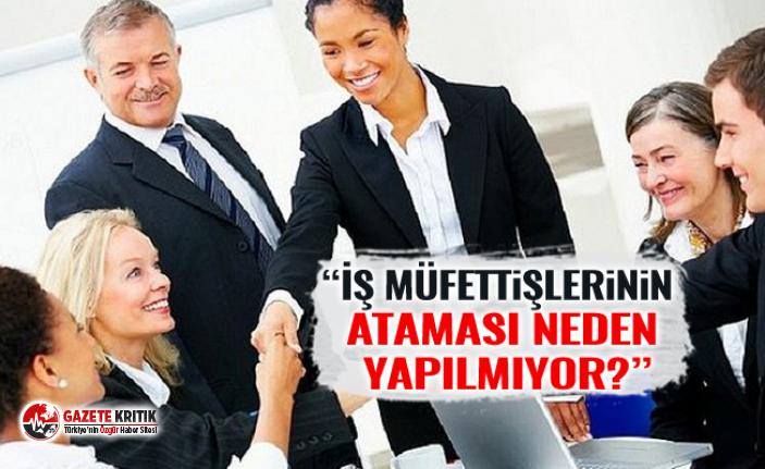 """CHP'li Gürer: """"İş Müfettişlerinin ataması..."""