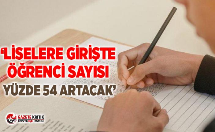 CHP'li Özel, liselere giriş sistemi için Meclis...