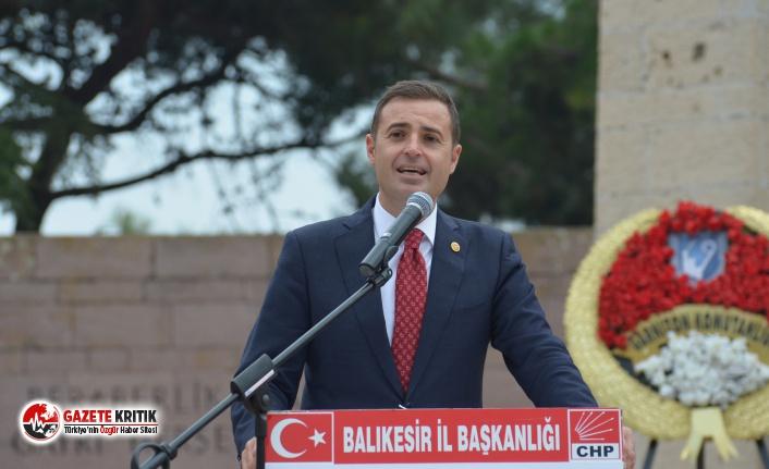 CHP'Lİ AKIN'DAN BALIKESİR BÜYÜKŞEHİR BELEDİYE...