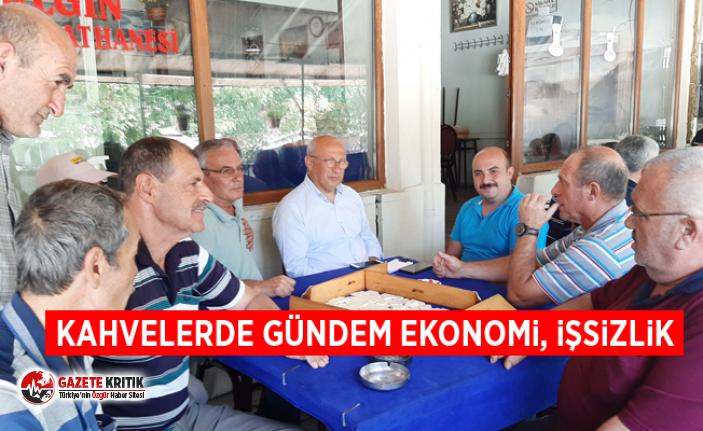 CHP'li ÇakırözerÇukurhisar'da yurttaşı dinledi