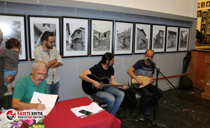 'Cumalıkızık' Resim Sergisi, Hasan Ali Yücel Kültür Merkezi'nde Açıldı