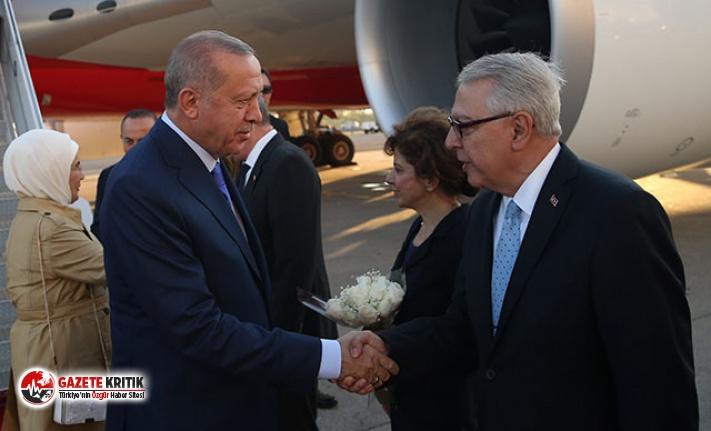 Cumhurbaşkanı Erdoğan BM Genel Kurulu için New York'ta