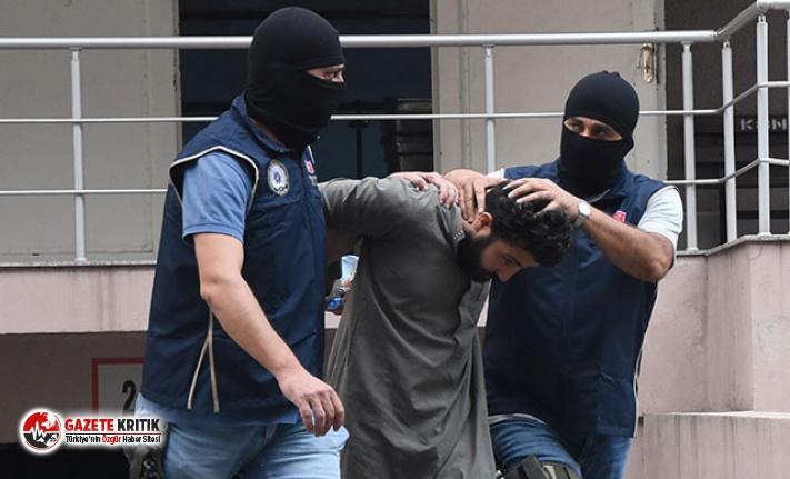 DEAŞ'ın infazcısı tutuklandı