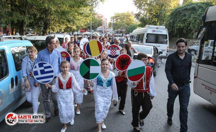 Buca'nın en renkli festivali başladı!