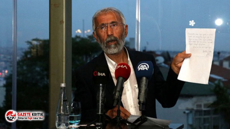 ''Erdoğan, Öcalan ile görüşmeme engel...