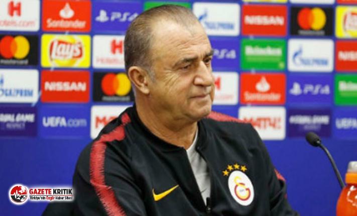 Fatih Terim'in cezası 3 maça indirildi