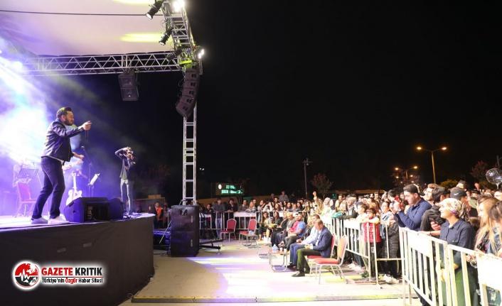 Göl Festivali Konser ile Sona Erdi