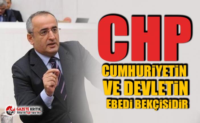 HAYDAR AKAR'IN CUMHURİYET HALK PARTİSİNİN...