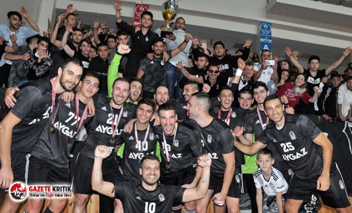 Hentbol Erkekler Süper Kupası, Beşiktaş Aygaz'ın