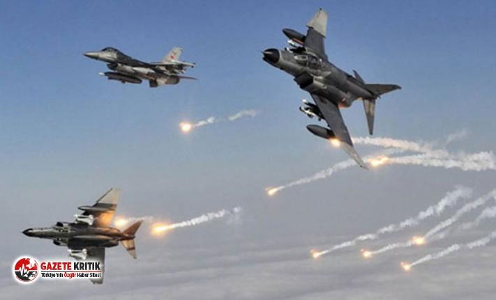 Irak kuzeyinde 2 PKK'lı terörist etkisiz hale...