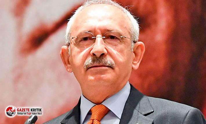 Kılıçdaroğlu, Emniyet Genel Müdürü Mehmet Aktaş...