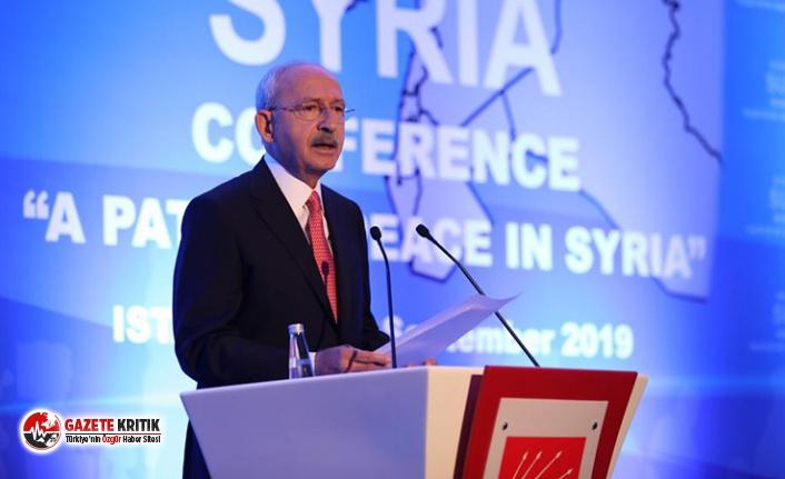 Kılıçdaroğlu: Türkiye'nin Suriye topraklarındaki...