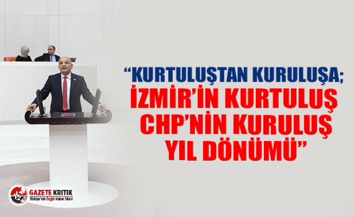 """""""KURTULUŞTAN KURULUŞA; İZMİR'İN KURTULUŞ..."""