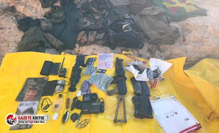 Mardin'de 3 PKK'lı terörist yakalandı