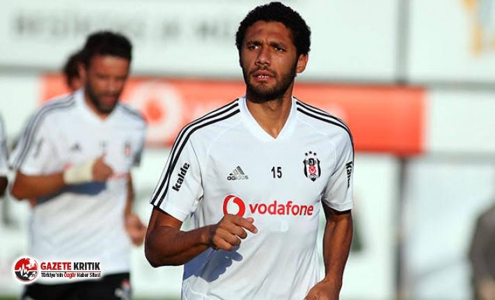 Mohamed Elneny'e 3 maç ceza