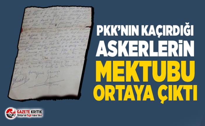 PKK'nın kaçırdığı askerler Kılıçdaroğlu'ndan ne istedi