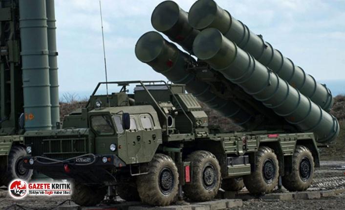 Savunma Sanayii Başkanı Demir: S-400'ler Aralık...