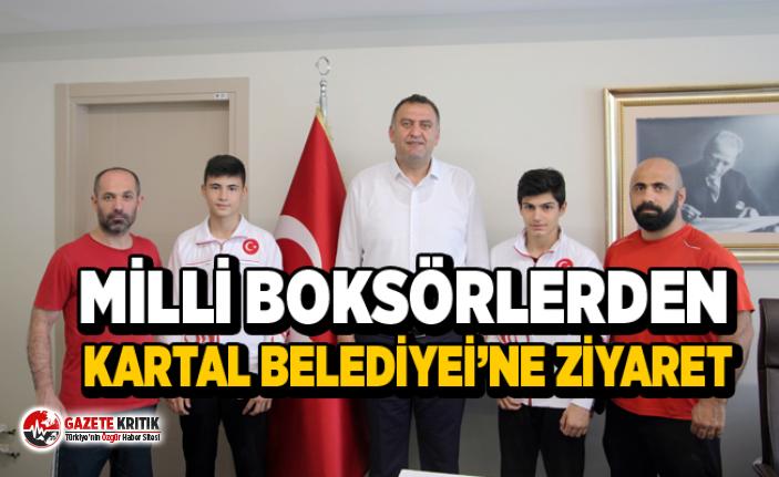ÜST MİNİKLER AVRUPA BOKS ŞAMPİYONASI 3'ÜNCÜSÜ,...